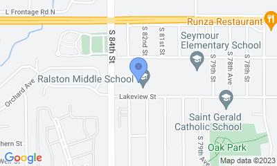8202 Lakeview St, Ralston, NE 68127, USA