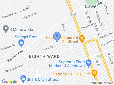 837 N 9th St, Allentown, PA 18102, USA