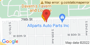 Davern's Tavern & Lounge Location