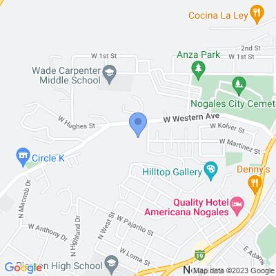 855 N Bautista St, Nogales, AZ 85621, USA
