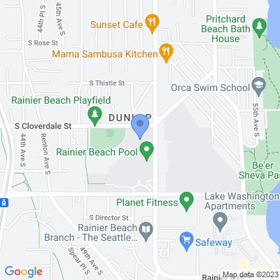 8601 Rainier Ave S, Seattle, WA 98118, USA