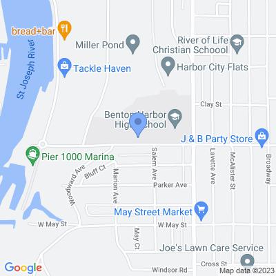 870 Colfax Ave, Benton Harbor, MI 49022, USA