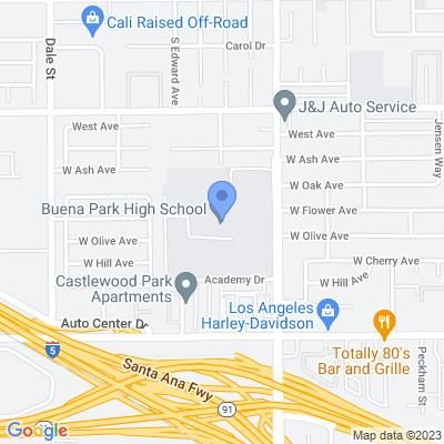 8833 Academy Dr, Buena Park, CA 90621, USA