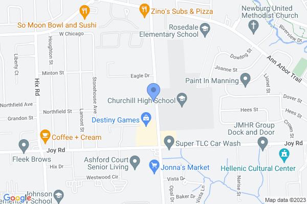 8985 Newburgh Rd, Livonia, MI 48150, USA