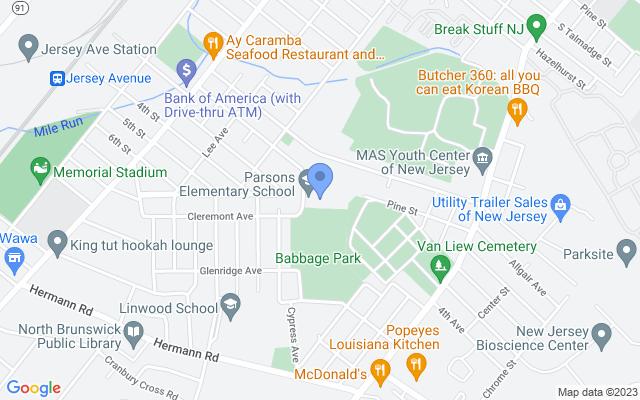 899 Hollywood St, North Brunswick Township, NJ 08902, USA