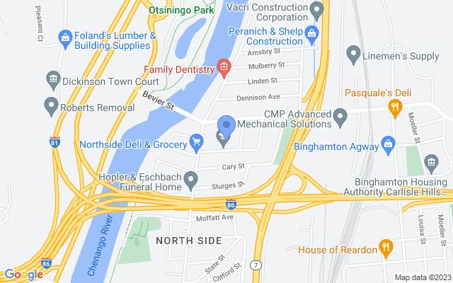 9 Ogden St, Binghamton, NY 13901, USA