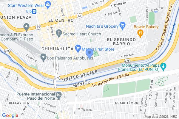 901 S Campbell St, El Paso, TX 79901, USA