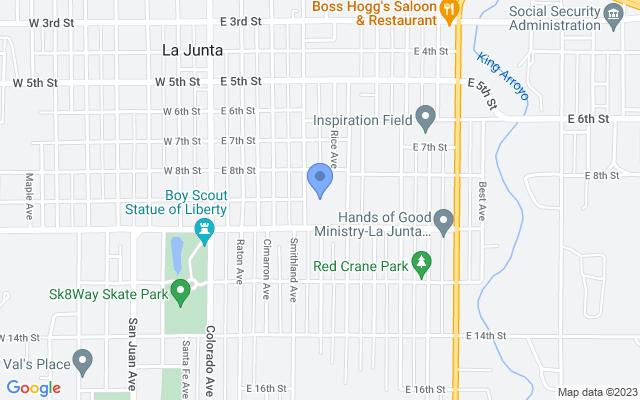 901 Smithland Ave, La Junta, CO 81050, USA