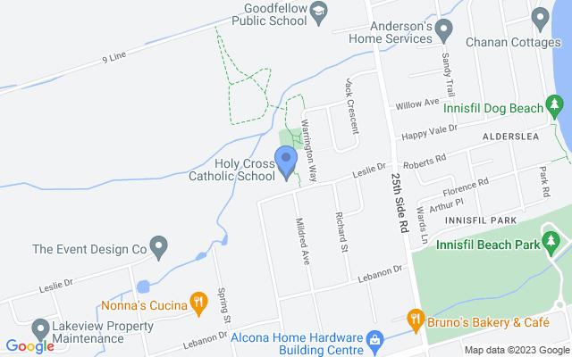 910 Leslie Dr, Innisfil, ON L9S 2B8, Canada