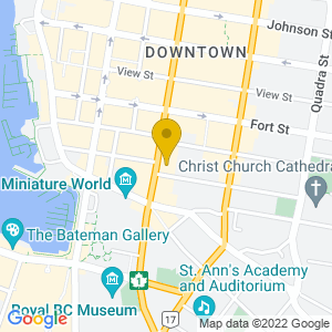 Map to Distrikt Nightclub provided by Google