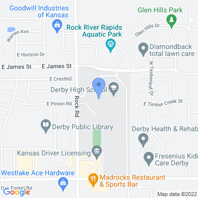 920 N Rock Rd, Derby, KS 67037, USA