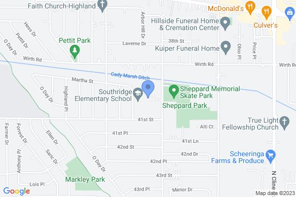 9221 Johnston St, Highland, IN 46322, USA