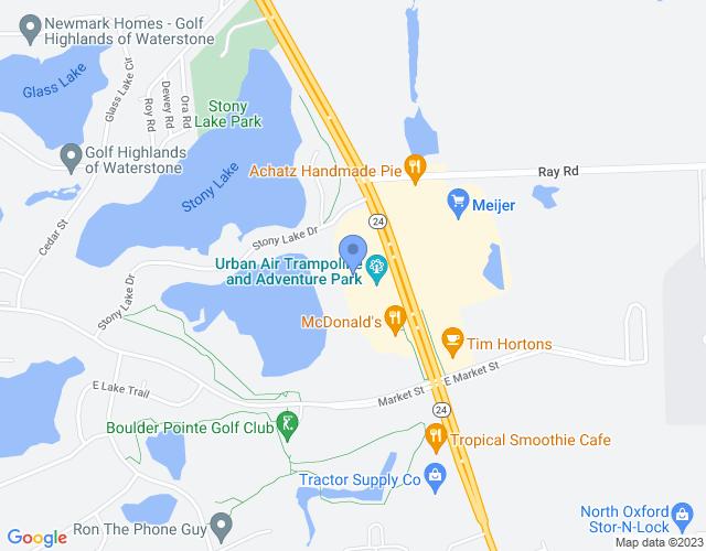 925 N Lapeer Rd, Oxford, MI 48371, USA