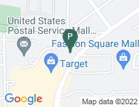 Google Map of 930 Woodcock Road, Orlando FL