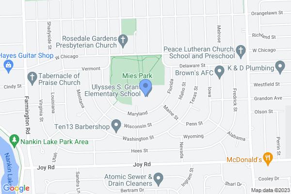 9300 N Hubbard St, Livonia, MI 48150, USA