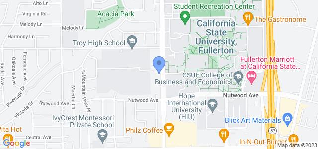 951 N State College Blvd, Fullerton, CA 92831, USA