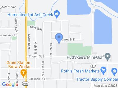 958 E Church St, Monmouth, OR 97361, USA