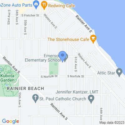 9709 60th Avenue South, Seattle, WA 98118, USA