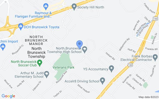 98 Raider Rd, North Brunswick Township, NJ 08902, USA