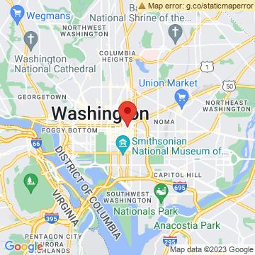 Google Map of 999 9th St NW, Washington, DC 20001