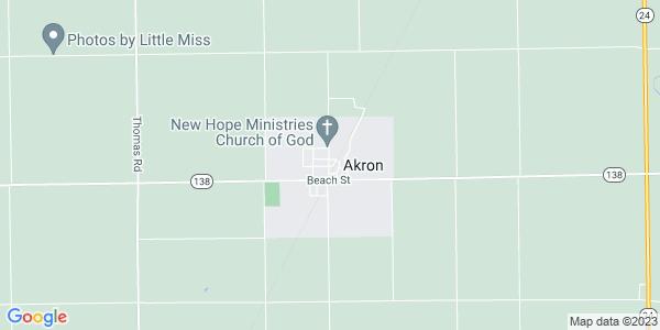 Akron Gyms