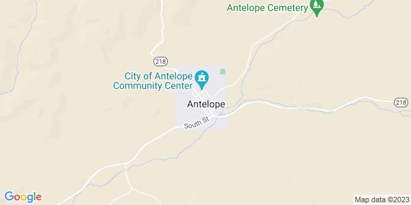 Antelope Bitcoin