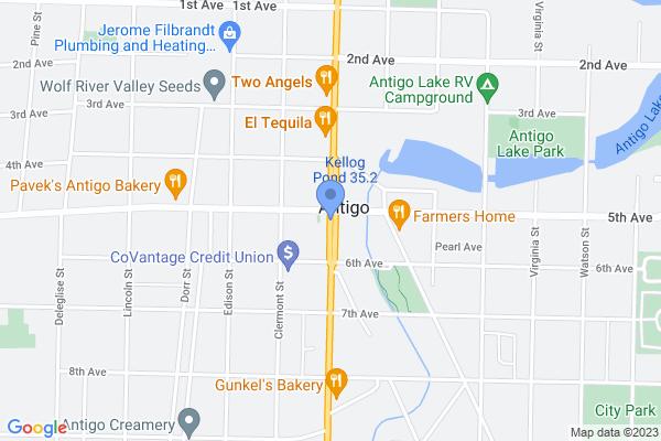 Antigo, WI 54409, USA