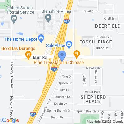 Balch Springs, TX 75180, USA
