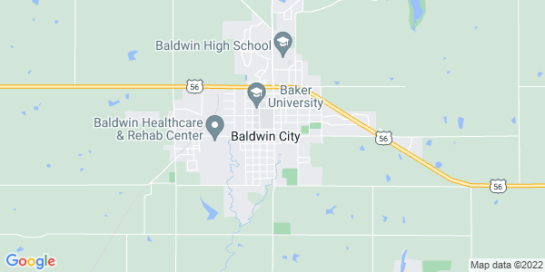 Baldwin City Hotels