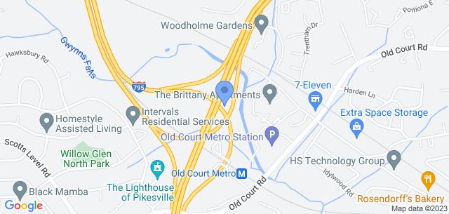 Baltimore, MD 21208, USA