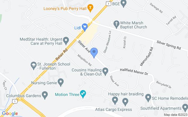 Baltimore, MD 21236, USA