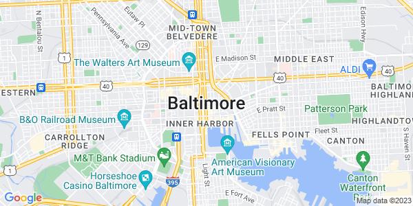 Baltimore Car Rental