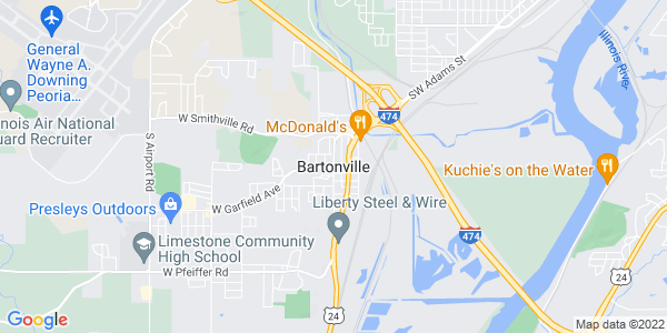 Bartonville Car Rental