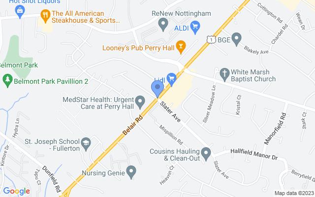 Belair Rd, Baltimore, MD 21236, USA