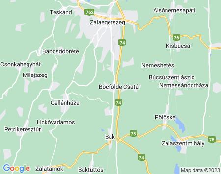 Riasztók Bocfölde