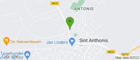 Locatie Try Out Sint Anthonis