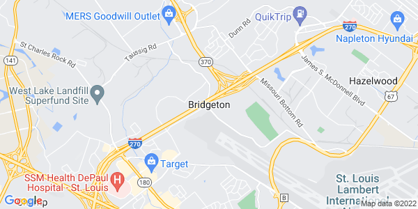Bridgeton Hotels