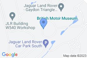 British Motor Museum, Gaydon, Warwickshire CV35 0BJ