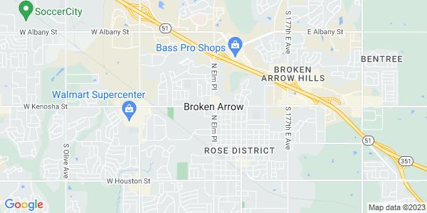 Broken Arrow Gyms