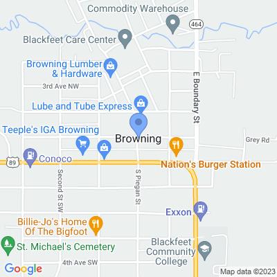 Browning, MT 59417, USA