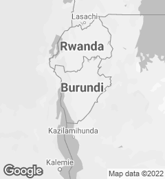 Google Map of Burundi