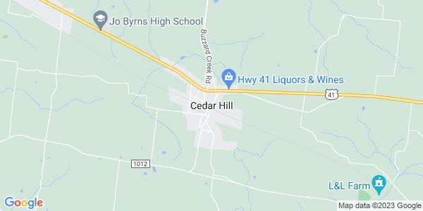 Cedar Hill Gyms