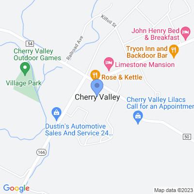 Cherry Valley, NY 13320, USA