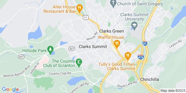 Clarks Summit Hotels