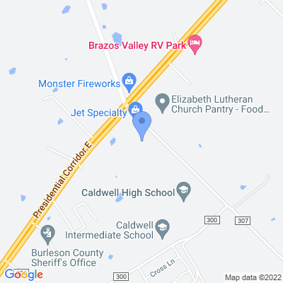 County Road 307, Caldwell, TX 77836, USA