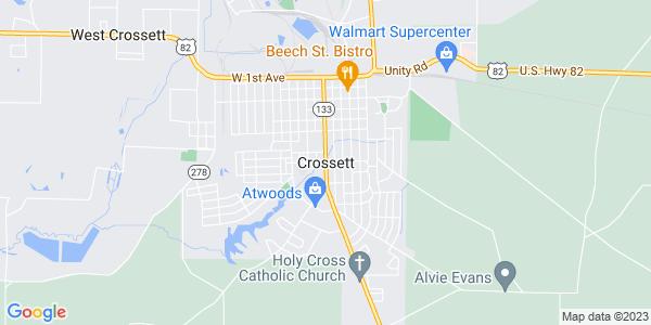 Crossett Car Rental