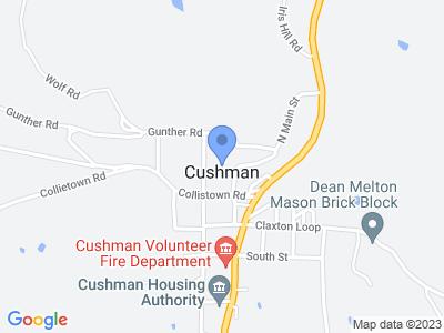 Cushman, AR 72526, USA
