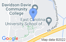 Davidson Community College Road, Thomasville, NC 27360, USA