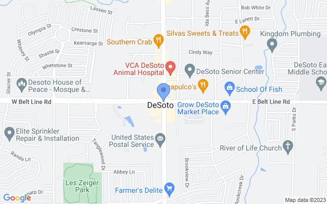 DeSoto, TX 75115, USA