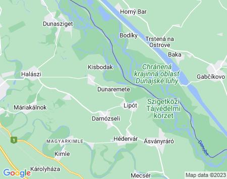 Riasztórendszer Dunaremete